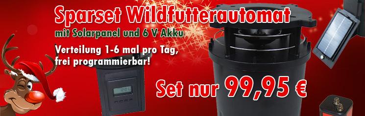 2 W Set Futterautomat 31404