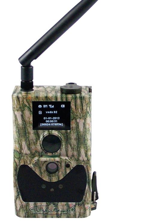 SG880MK18M/HD MMS GPRS Wildkamera 18 MP HD