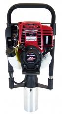 Motor-Pfahlramme mit Honda Motor 1,36 PS, 35 ccm, GX 35
