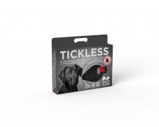 tickless Pet schwarz Ultraschallzeckenvertreiber