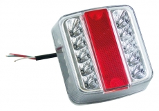 LED Anhänger-Vierfunktionsleuchte rechts oder links