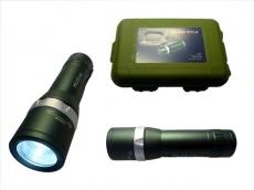 LED Taschenlampebis 3W Cree LED in Box