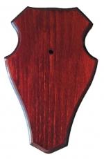 Gehörnbrett ca. 19x12 cm