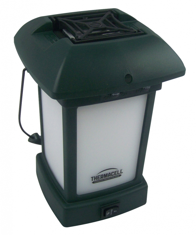 Thermacell MR-9L Outdoorlaterne olivgrün