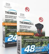 Thermacell Backpacker Nachfüllplättchen 24h oder 48h