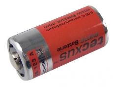 Fotobatterie 3V CR123A