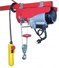 Seilzug elektrisch 125/250 kg, 12m, eco