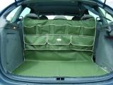 Kofferraummatte mit Rücksitztasche