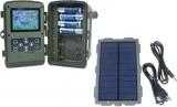 Sparset 16MP Wildkamera + Solar Li/Ion Akku