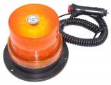 60er LED Rundumkennleuchte Magnetmontage, 12/24V