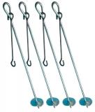 Sturmanker für Hochsitze bis 5m, 4er Set