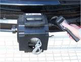 Montageplatte/ Halteblech für Seilwinde 12 V