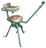 Schießstuhl klappbar tragbar 360° drehbar, Ansitzstuhl