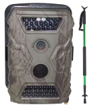 Set 12MP X-trail Wildkamera und Zielstock