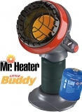 Kanzelheizung Mr. Heater Little Buddy 1,1 kW