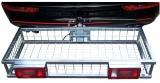 Spar Set Heckträger verzinkt abklappbar mit Beleuchtung und Halter
