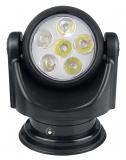 LED 30 W Suchscheinwerfer 12V, elektr. einstellbar