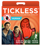 tickless Human orange Ultraschallzeckenvertreiber