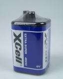 6 V Blockbatterie 4HR25