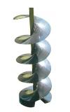 Erdlochbohrer 100, 150 oder 200 mm für Erdlochbohrer m. 2,0 PS Motor, 49 ccm