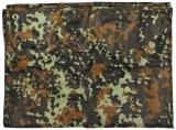 Mehrzweckplane, Tarp, flecktarn, 300 x 300 cm