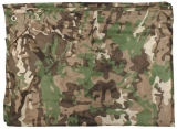 Mehrzweckplane, Tarp, operation-camo, 200 x 300 cm