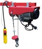 Seilzug elektrisch, 495/990 kg, 18m eco